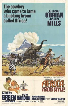 Africa - Texas Style