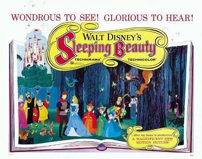 Sleeping Beauty -  Style