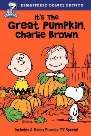 It's a Great Pumpkin Charlie Brown