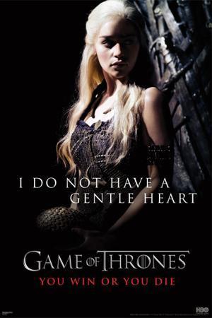 Game of Thrones - Daenerys Targaryen - Gentle Heart