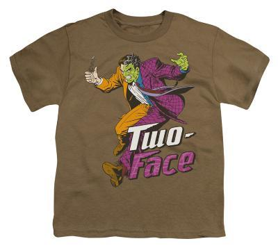 Youth: DC-Two Face