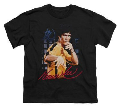 Youth: Bruce Lee-Yellow Jumpsuit