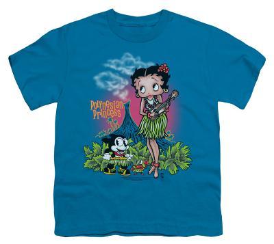 Youth: Betty Boop-Polynesian Princess