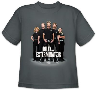 Youth: Billy The Exterminator-Vexcon Crew