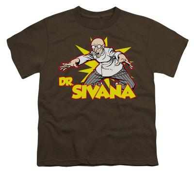 Youth: DC-Dr Sivana