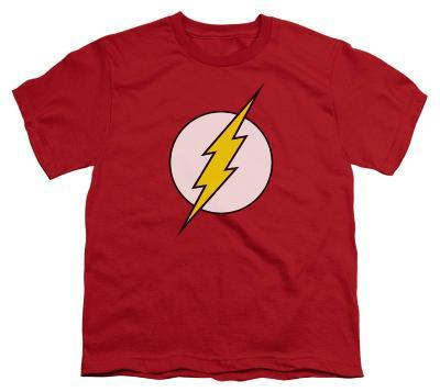 Youth: DC-Flash Logo