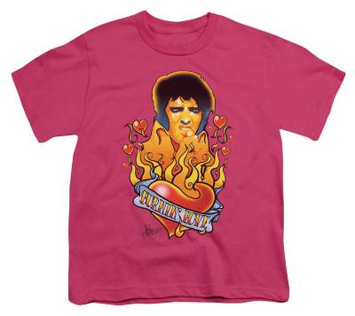 Youth: Elvis-Burning Love