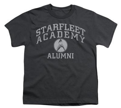 Youth: Star Trek-Alumni