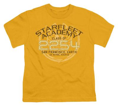 Youth: Star Trek-Kirk Graduation