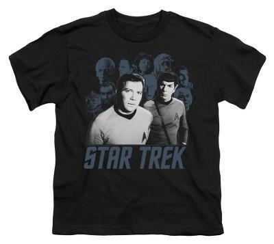 Youth: Star Trek-Kirk Spock And Company