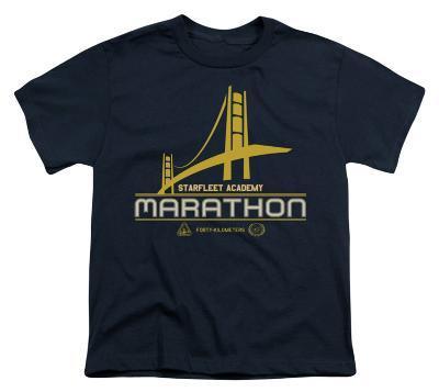 Youth: Star Trek-Marathon Logo
