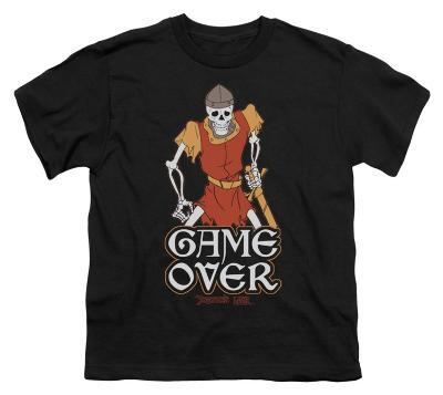 Youth: Dragon's Lair-Game Over