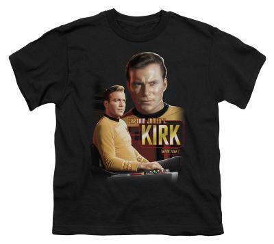 Youth: Star Trek-Captain Kirk