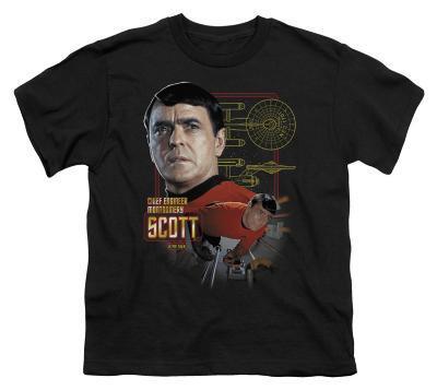 Youth: Star Trek-Chief Engineer Scott