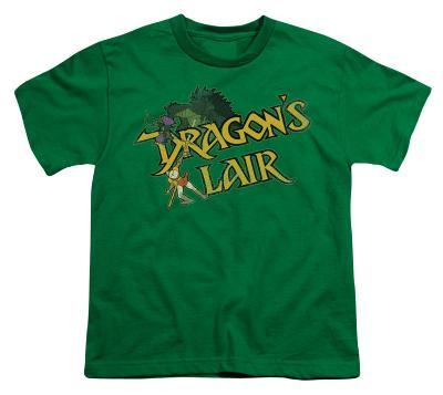 Youth: Dragon's Lair-Slay The Dragon