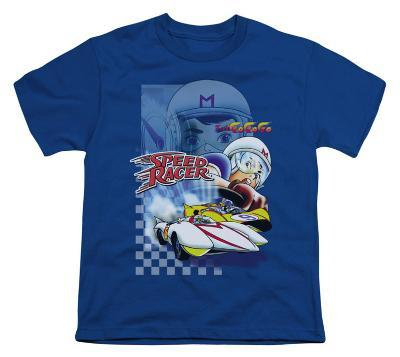 Youth: Speed Racer-In Action