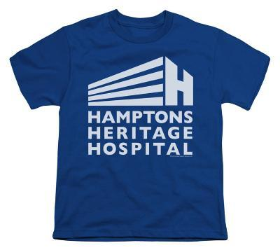 Youth: Royal Pains-Hamptons Heritage Logo