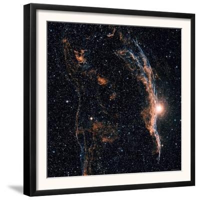 Witches Broom Nebula and Veil Nebula