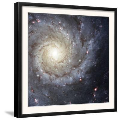 Spiral Galaxy Messier 74
