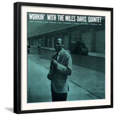 Miles Davis - Workin' with the Miles Davis Quintet