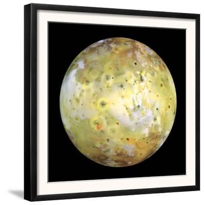 Jupiter's Moon Lo