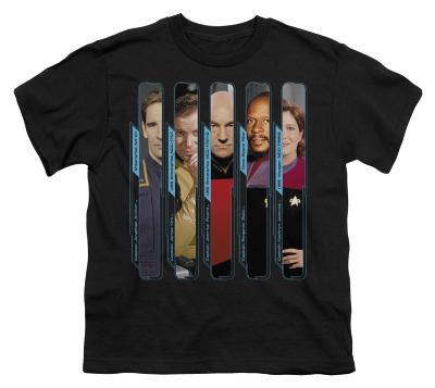 Youth: Star Trek-The Captains