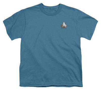 Youth: Star Trek-TNG Science Emblem