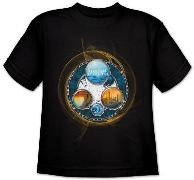 Youth: Stargate Atlantis-Atlantis