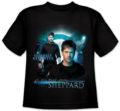 Youth: Stargate Atlantis-John Sheppard