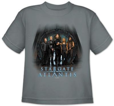 Youth: Stargate Atlantis-Passageway