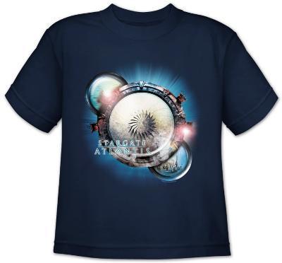 Youth: Stargate Atlantis-Portal