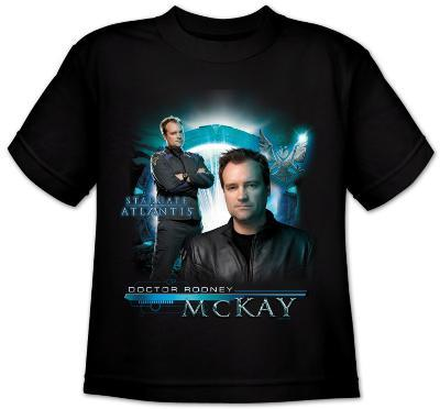 Youth: Stargate Atlantis-Rodney Mckay