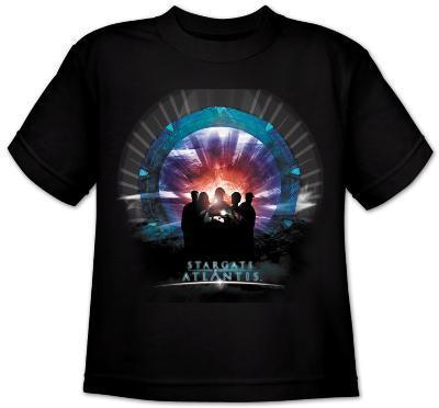 Youth: Stargate Atlantis-Transported
