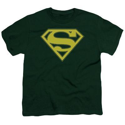 Youth: Superman-Yellow & Green Shield