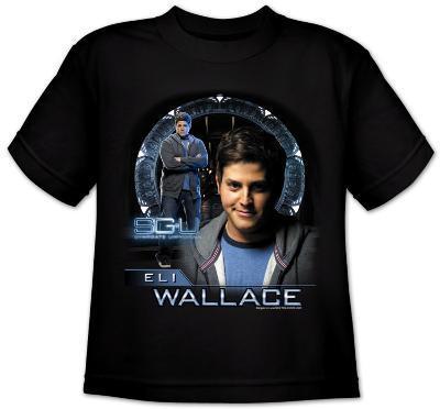 Youth: Stargate Universe-Eli Wallace