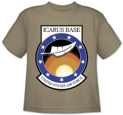 Youth: Stargate Universe-Icarus Base Logo