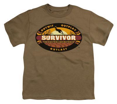 Youth: Survivor-Australian Outback