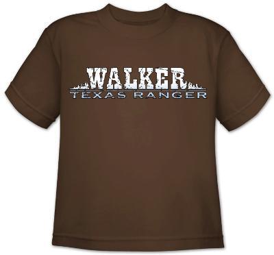 Youth: Walker Texas Ranger-Walker Logo