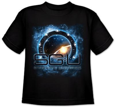 Youth: Stargate Universe-New Worlds