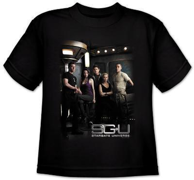 Youth: Stargate Universe-Universe Cast