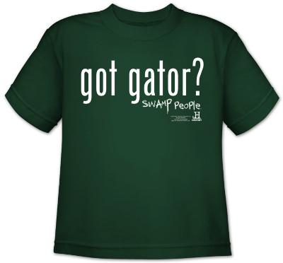Youth: Swamp People-Got Gator