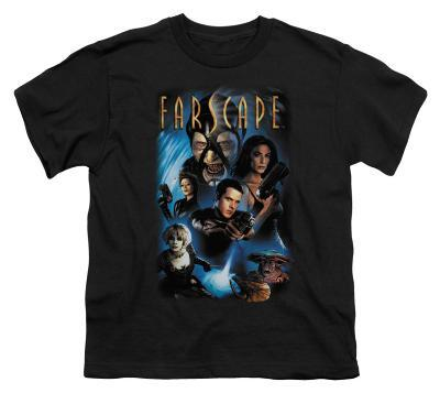 Youth: Farscape - Comic Cover