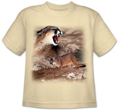 Youth: Wildlife-Mountain Lion