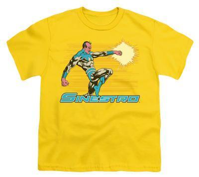 Youth: DC - Sinestro
