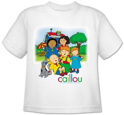 Youth: Caillou - Buddies