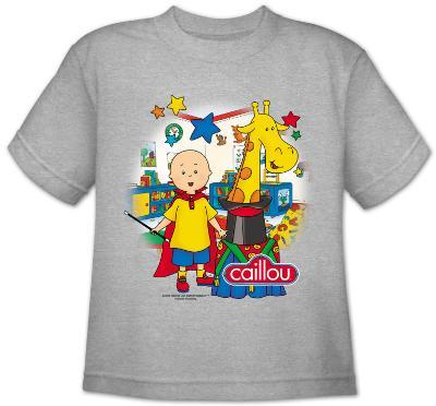 Youth: Caillou - Magician