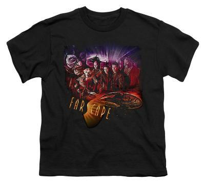 Youth: Farscape - Graphic Collage