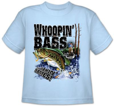 Youth: Wildlife-Whoopin' Bass