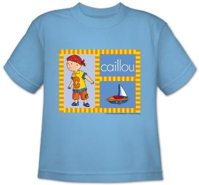 Youth: Caillou - Set Sail