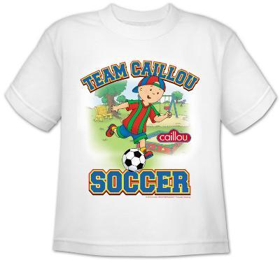 Youth: Caillou - Soccer